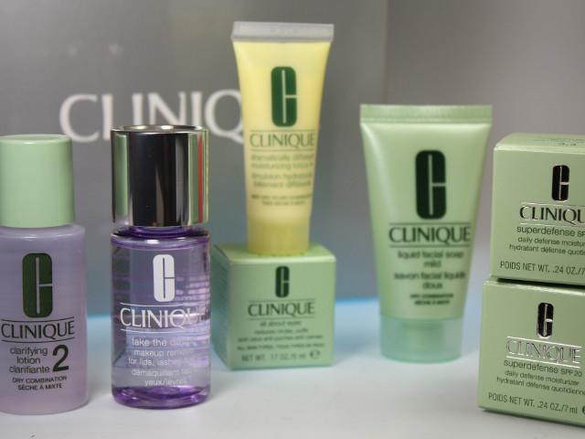 Gratis Luxusproben von Clinique