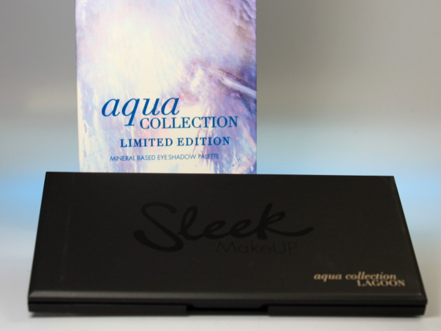 Sleek aqua collection Lagoon