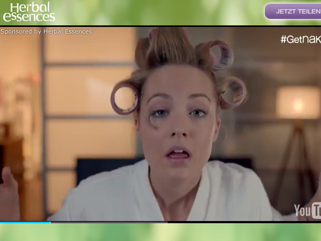 Herbal Essences Clearly Naked Shampoo