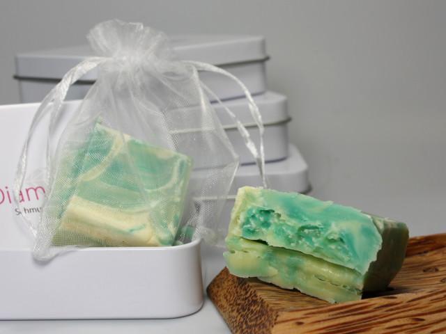 Seife für Hautpflege