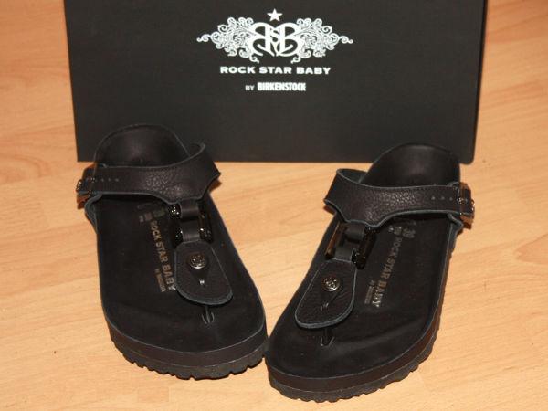 Sandale Rock Star Baby von Birkenstock