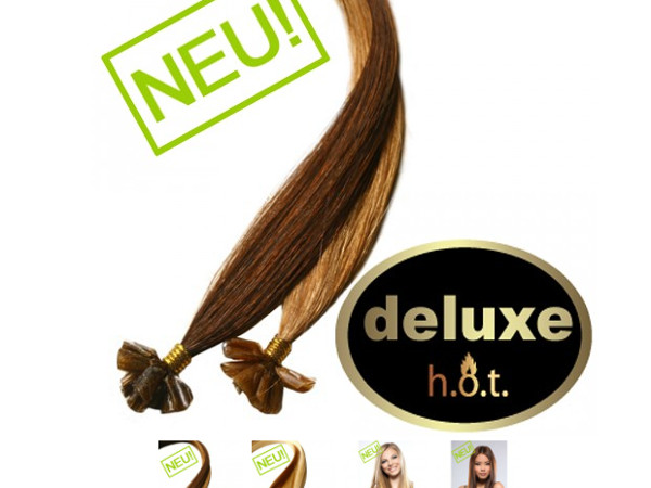 h.o.t. fusion Extensions deluxe gold
