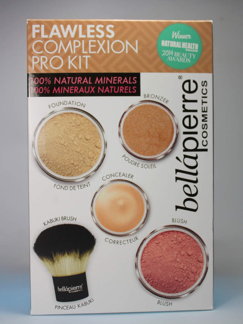 bellapierre Flawless Complexion Pro Kit