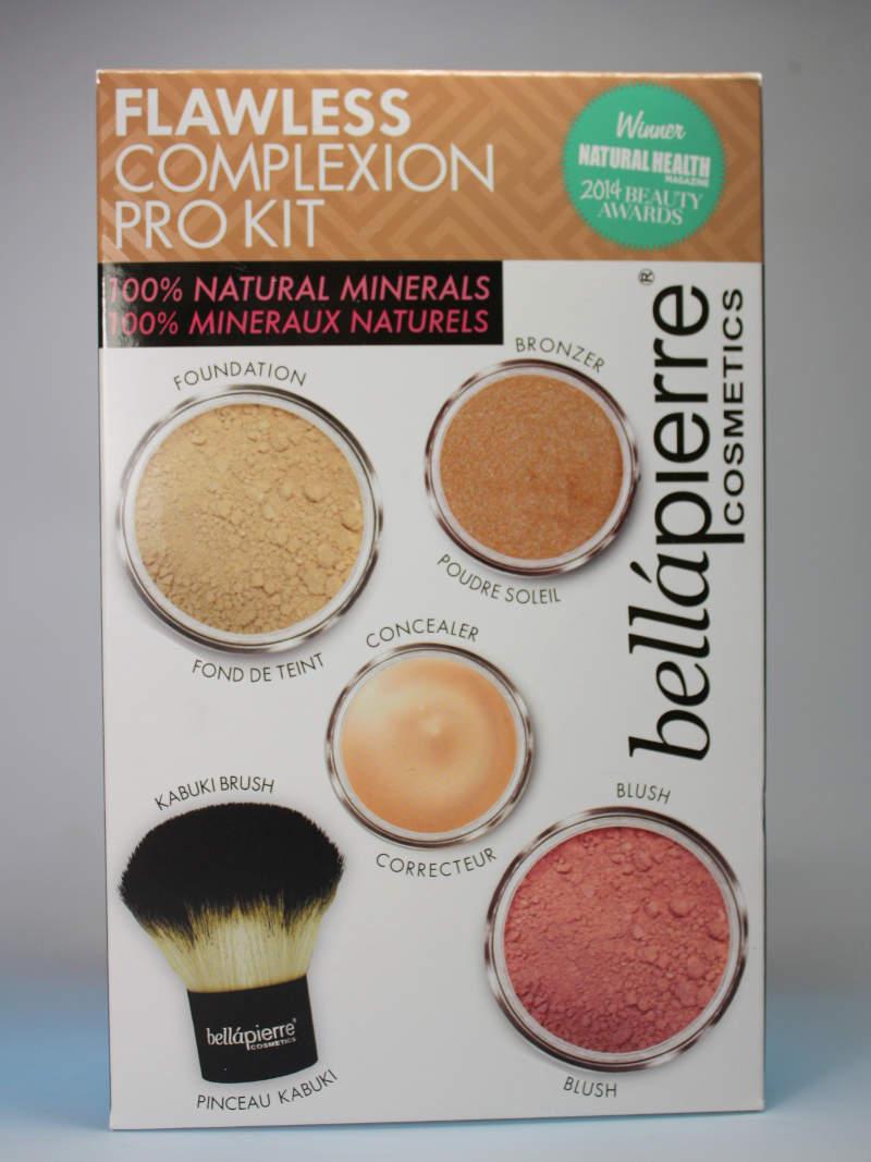 bellapierre Flawless Complexion Pro Kit