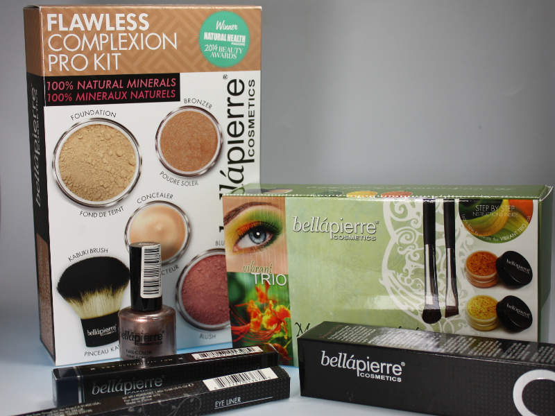 bellapierre Mineralkosmetik Flawless Complexion Pro Kit