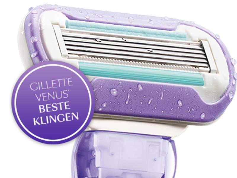 Rasierer Gillette Venus Swirl