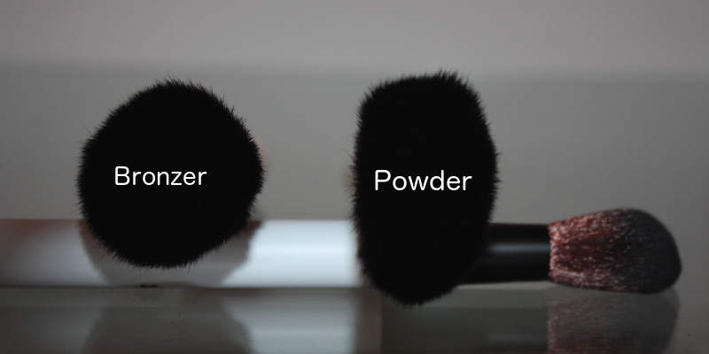 Bronzer Powder Pinsel