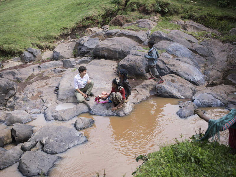 Foto hygienische Standards Äthiopien