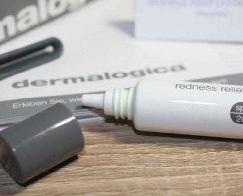Dermalogica Primer mit Grünton neutralisiert Gesichtsrötungen