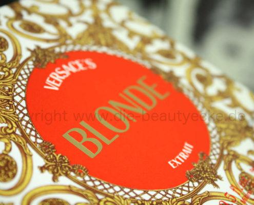 Duftbeschreibung Versace Blonde Extrait Parfüm für Frauen