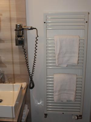 Handtuchheizung für Badezimmer
