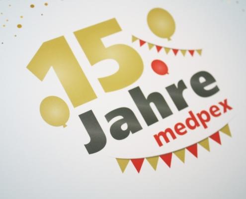 15 Jahre medpex Jubiläumsbox ausgepackt